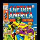 Captain America (1968) #130 Cover