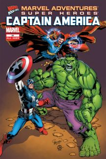 Marvel Adventures Super Heroes #21