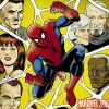 Image Featuring Spider-Man, Mary Jane Watson, J. Jonah Jameson, May Parker