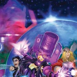 Galacta: Daughter of Galactus (2010)