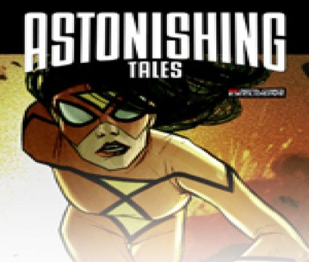 Astonishing Tales: One Shots (Spider-Woman) (2009) #1