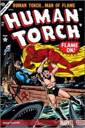 Human Torch #37 