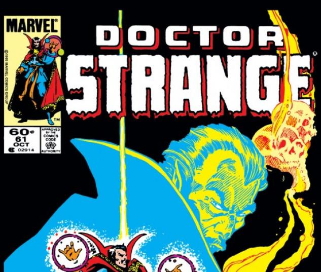 Doctor Strange #60