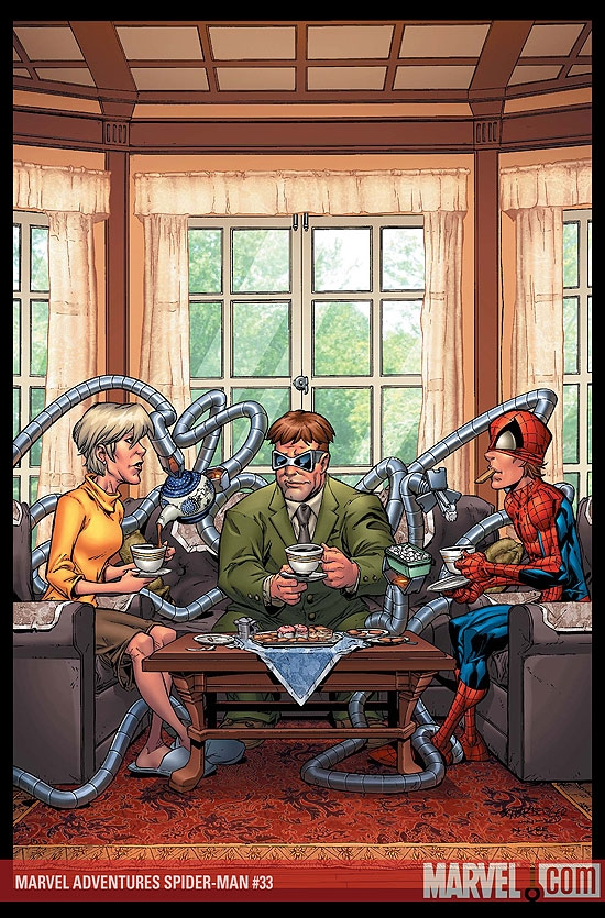 MARVEL ADVENTURES SPIDER-MAN #33