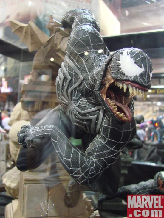 Spider-Man 3 Venom Statue