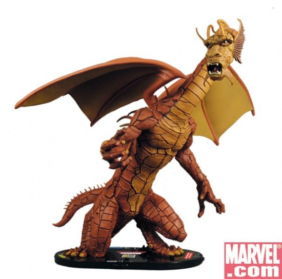 Heroclix Fin Fang Foom