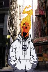Human Torch #8 