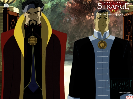 Dr. Strange: Wong and Strange
