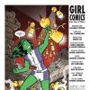 GIRL COMICS #2 preview art by Colleen Coover