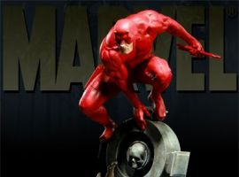 Daredevil Comiquette from Sideshow Collectibles