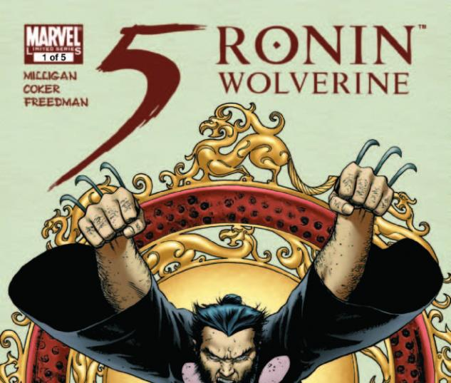 Ronin 2010 1 read sle 5 ronin 2010 1 published march 02 2011