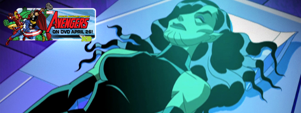 2 New Clips From The Avengers: EMH! DVDs