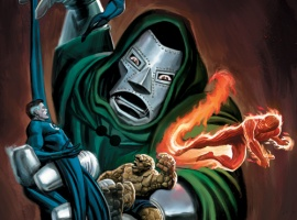 History of the Fantastic Four Part One