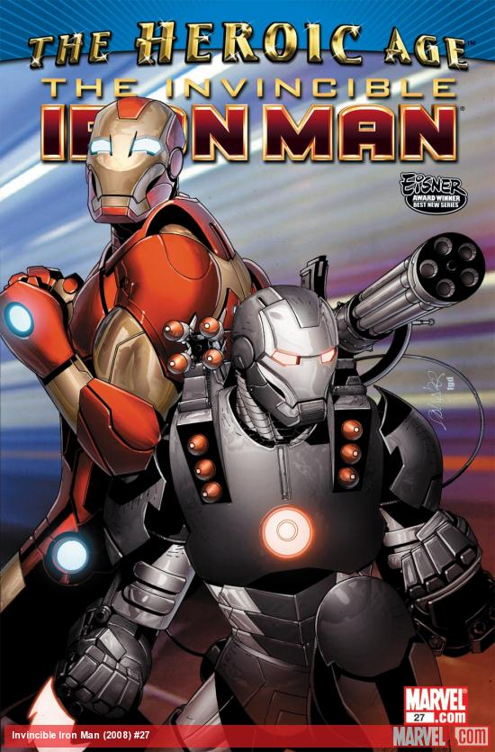Invincible Iron Man (2008) #27