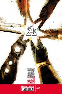 New Avengers (2013) #2