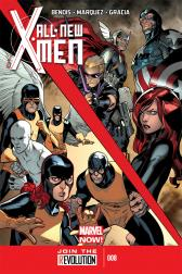 All-New X-Men #8