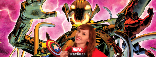 Watch Marvel's The Watcher 2013 - Episode 22