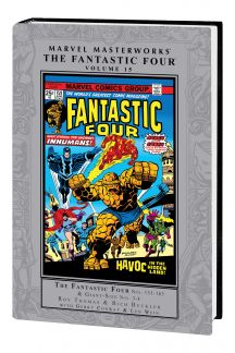 MARVEL MASTERWORKS: THE FANTASTIC FOUR VOL. 15 HC (Hardcover)