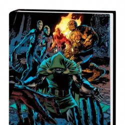 FANTASTIC FOUR: THE MASTER OF DOOM PREMIERE HC
