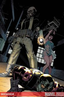 Destroyer (2009) #3