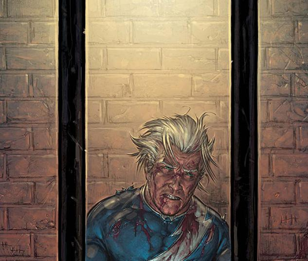 X-FACTOR: QUICK AND THE DEAD #1