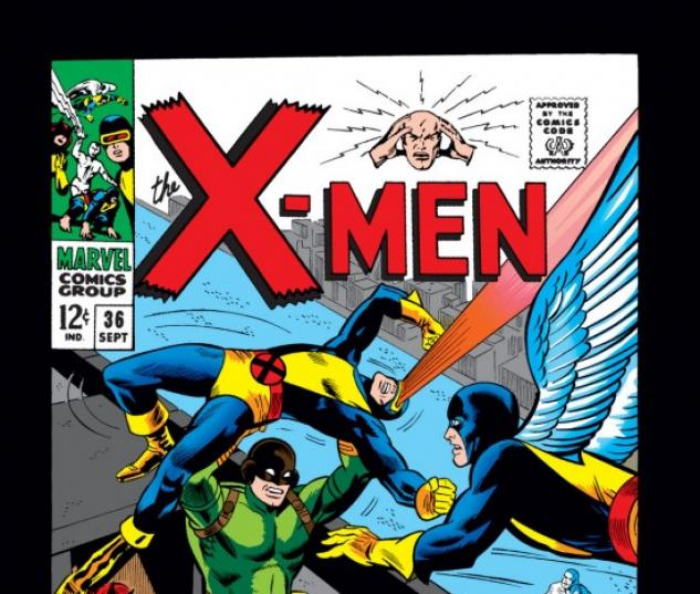 UNCANNY X-MEN #36