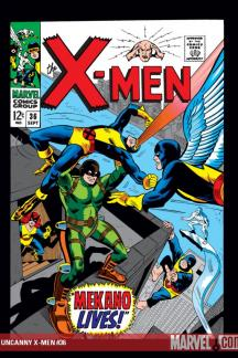 Uncanny X-Men (1963) #36