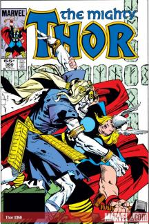 Thor Legends Vol. 3 : Walt Simonson Book III (Trade Paperback)