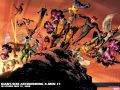 Giant-Size Astonishing X-Men (2008) #1 Wallpaper