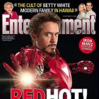 Big Time Buzz: Iron Man 2 Press