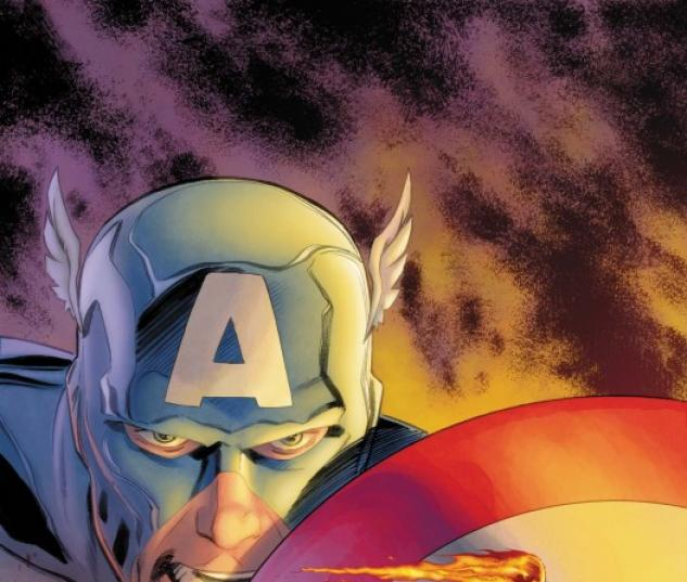 Captain America: Forever Allies (2010) #1