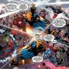 THE THANOS IMPERATIVE: IGNITION #1 preview art by Brad Walker