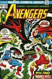 Avengers (1963) #111