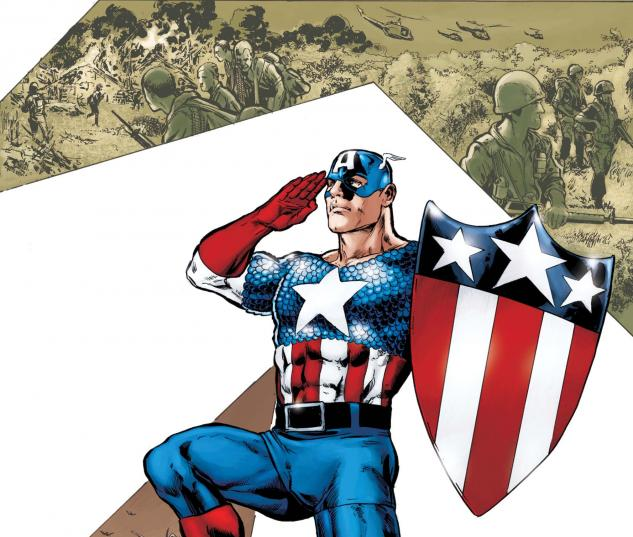 Captain America Corps #2 cover