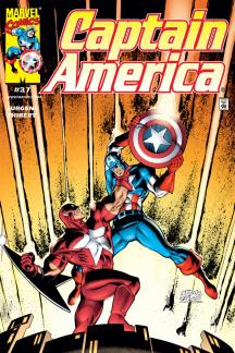 Captain America (1998) #37