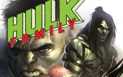 Hulk Family (2008) #1
