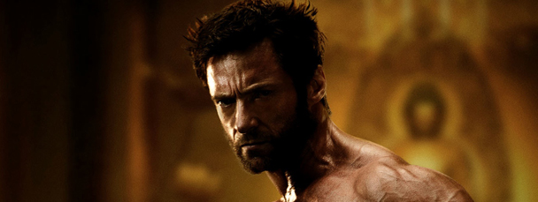 First Look: Hugh Jackman in the Wolverine