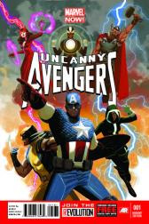 Uncanny Avengers #1  (Acuna Variant)