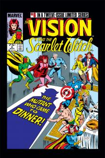 Vision and the Scarlet Witch #6