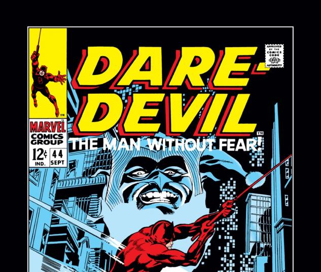 Daredevil (1963) #44 Cover