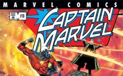 Captain Marvel (2000) #18