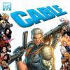 CABLE #17 cover by Rob Liefeld