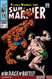 Sub-Mariner #8 