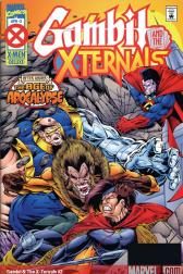 Gambit and the X-Ternals #2