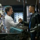 Stark's Workshop: 3 New Iron Man Movie Photos