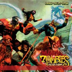 Marvel Zombies: Dead Days (2007)