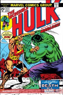 Incredible Hulk (1962) #177