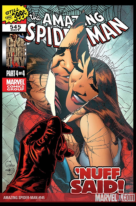 AMAZING SPIDER-MAN #545