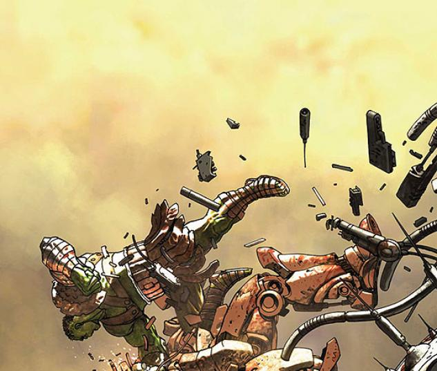 INCREDIBLE HULK (2008) #102 COVER