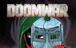 DOOMWAR #4 cover by John Romita Jr